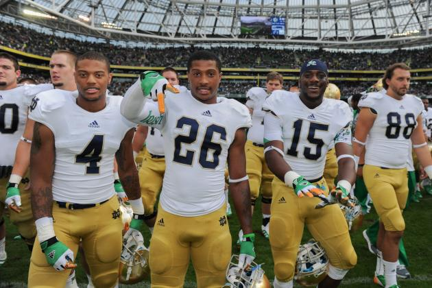 Notre Dame Football: Why Soft Schedule Shouldn't Count Against Irish