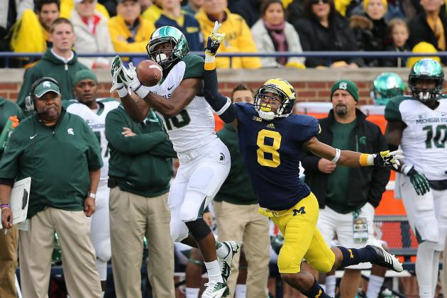 MSU Football: Burbridge Learning from Mistakes
