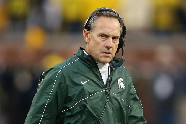 Dantonio Says Wisconsin Win Was Important but Not a 'season-Saver'