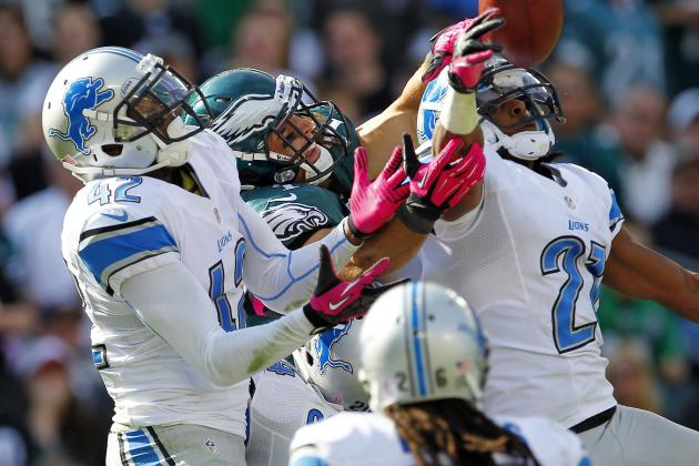 Detroit Lions Continue Working Out Veteran Cornerbacks