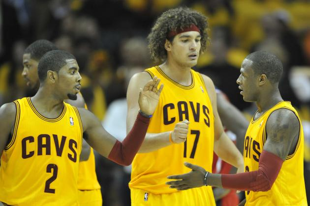 Quote of the Day: Cavs' Anderson Varejao Is Secretariat