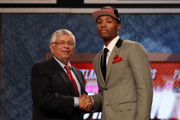 NBA Rookies 2012: Damian Lillard Should Be Favorite for Rookie of the Year