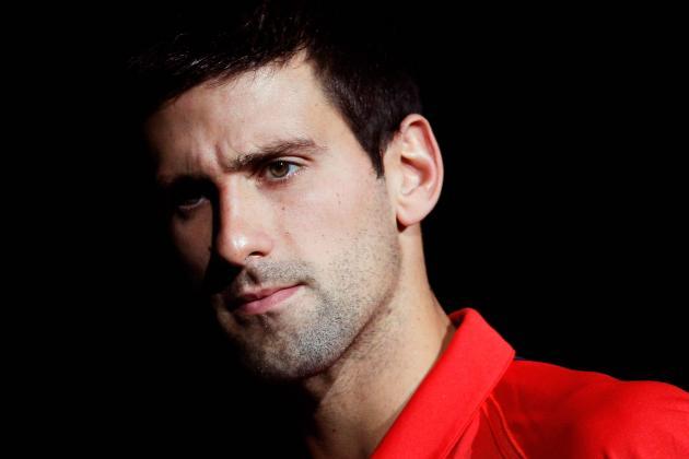USA's Querrey Tops Djokovic in Paris