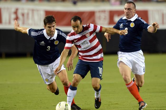 Landon Donovan: Why Veteran Star Is Still Essential to U.S. World Cup Campaign