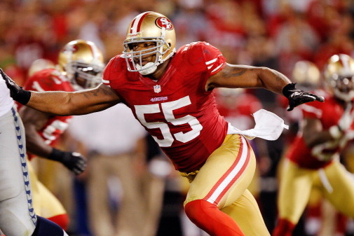 Crabtree and Brooks Two Reasons for 49ers' Continued Success