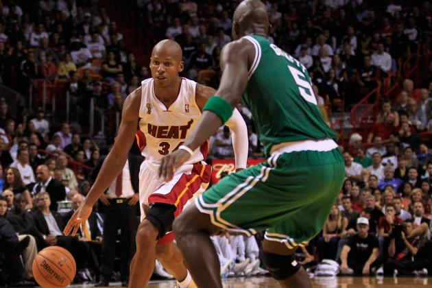 Why Celtics Fans Have No Right to Resent Ray Allen's Decision to Leave Boston