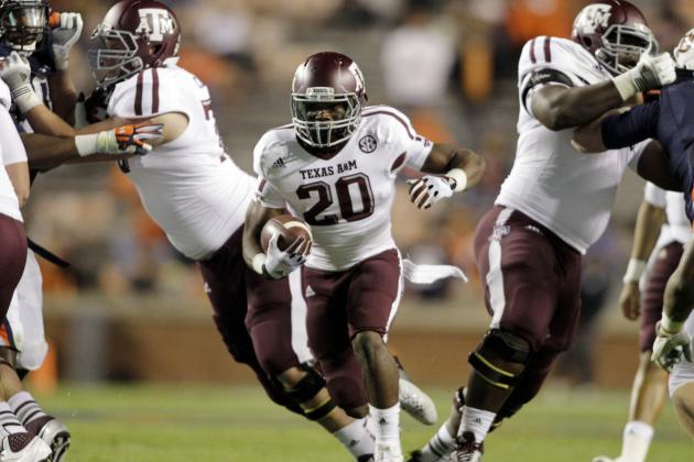 Texas A&M 'Should Scare the Hell out of the Rest of the League'