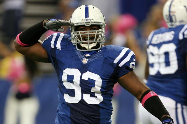 Dwight Freeney Would Like to Hit Peyton Manning