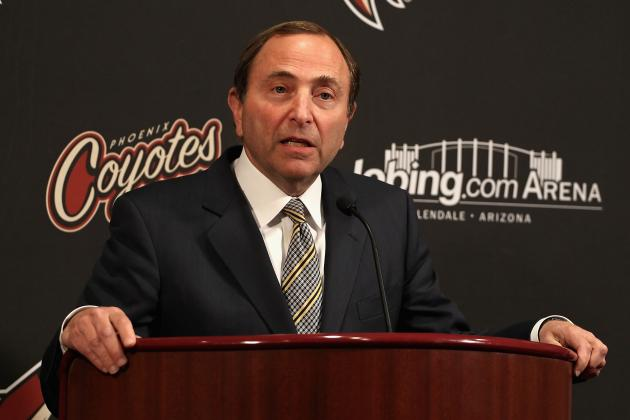 NHL Lockout: Would Relocating Struggling Franchises Help NHL's Bottom Line?
