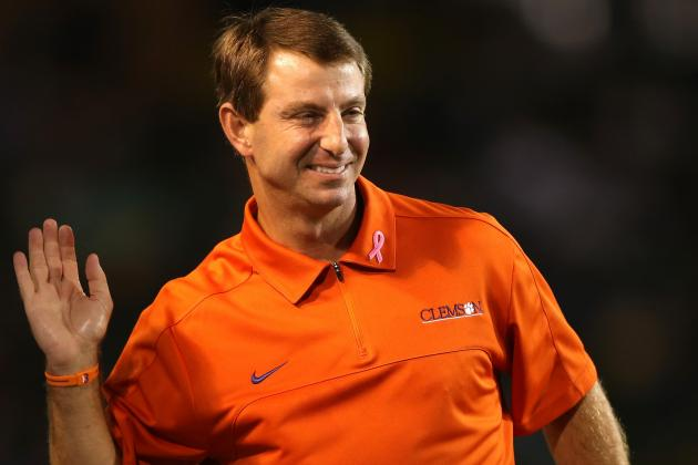 Lower Pressure? Dabo Swinney Not Expecting Blue Devils to Rein in Defense