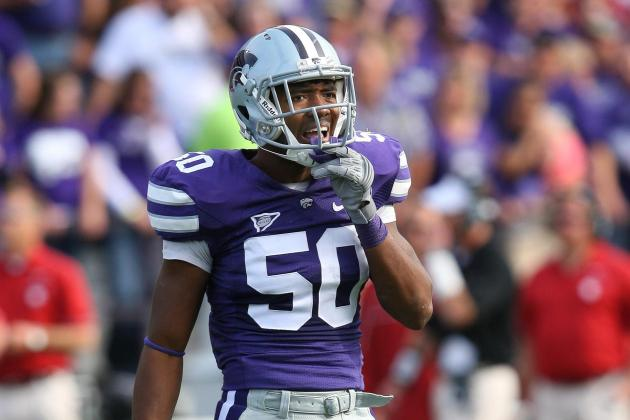 Injury Costs K-State a LB, Possibly for the Season