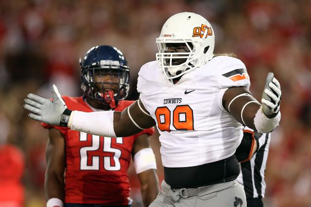 Oklahoma State Starting DT in Legal Trouble Again