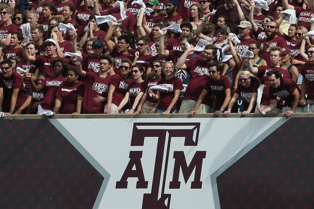 The Best Parody Song for the End of the Texas-Texas A&M Rivalry, Like Ever
