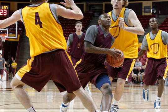 Jahii Carson and Evan Gordon Looking to Save Arizona State Basketball