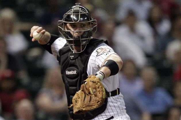 Astros Decline Option for Chris Snyder