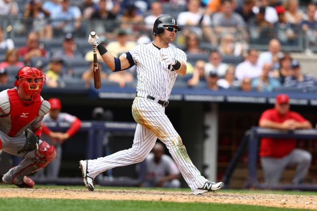 Houston Astros Should Pursue Former Yankee Nick Swisher