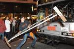 San Francisco Police Make Arrest in Bus Burning