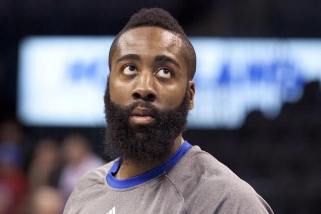 Houston Rockets and James Harden Reportedly Agree on 5-Year Extension