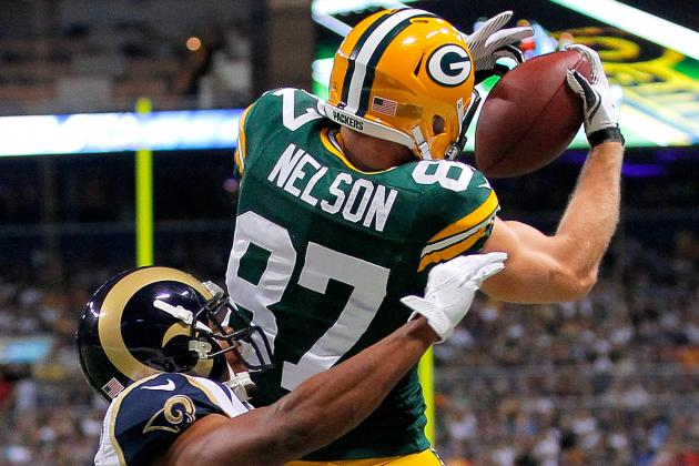 Jordy Nelson Will Test Hamstring Again Friday