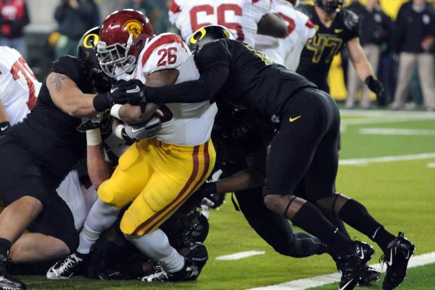 College Football Picks Week 10: Games That Will Flip Script of BCS Title Game
