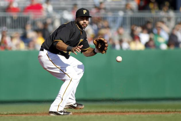 Pirates Exercise Option for Alvarez, Decline for Barajas, Release Takahashi