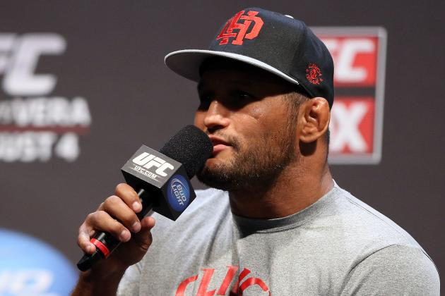 Why Dan Henderson and Other Quiet UFC Stars Should Go to 'Sh*t Talking School'