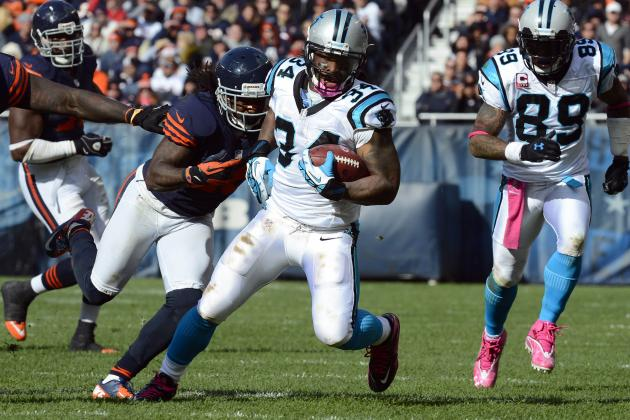 Buying or Selling a DeAngelo Williams Trade to Arizona Cardinals