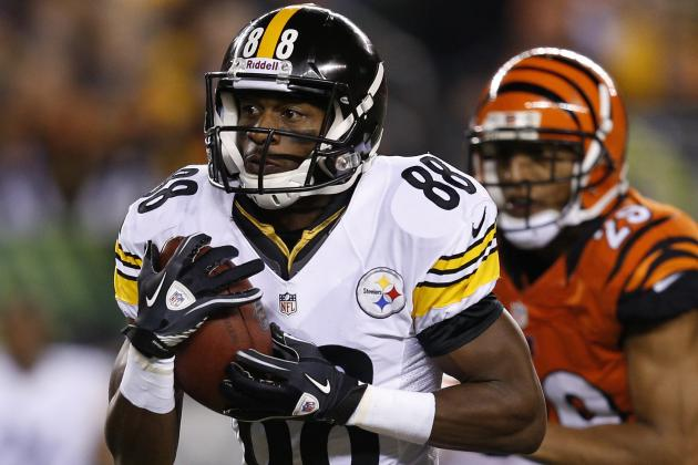 Steelers WR to Meet with NFL Officials