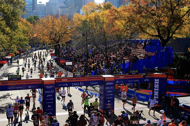 New York City Marathon Will Go on Despite Damage From Hurricane Sandy