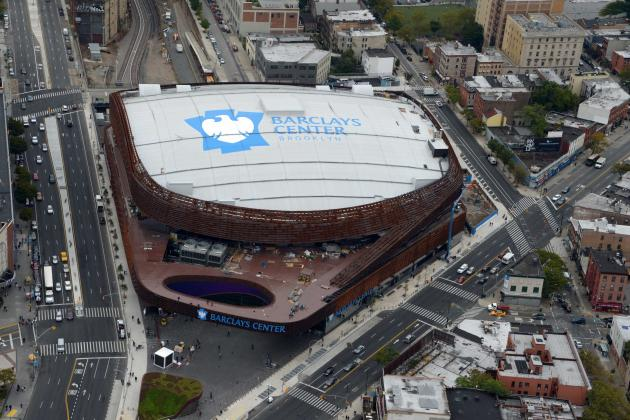 Knicks vs. Nets Season Opener Postponed Due to Hurricane Sandy