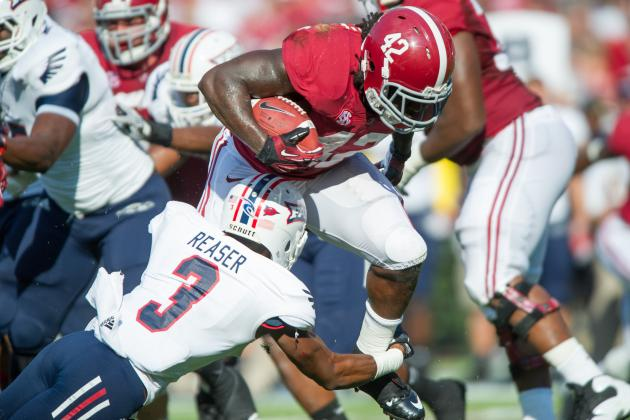 Alabama vs. LSU: Why Home-Field Advantage Won't Have an Impact in SEC Rivalry