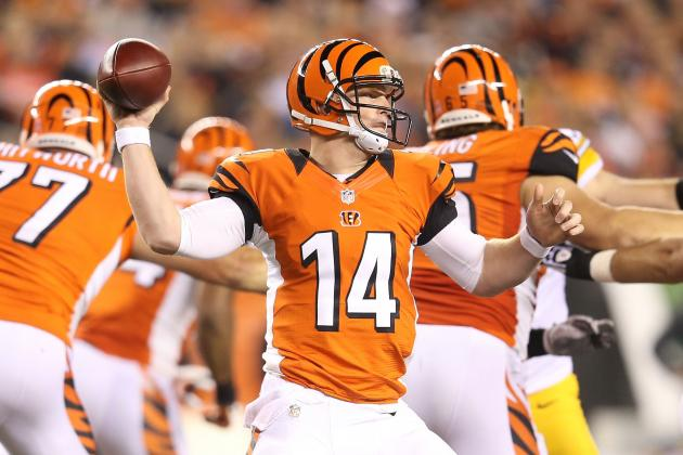 Broncos' Peyton Manning Says Bengals Better Than Their Record Suggests