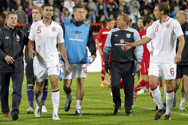 Steven Caulker, Tom Lees Charged in Serbia Following U-21 Skirmish