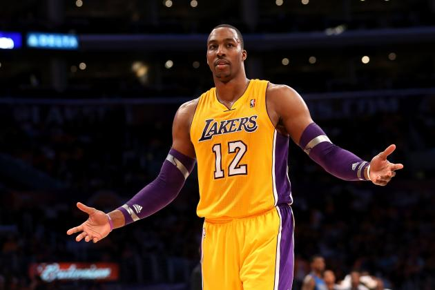 Blazers Plan to Use 'Hack-a-Dwight' Strategy Against Howard and the Lakers