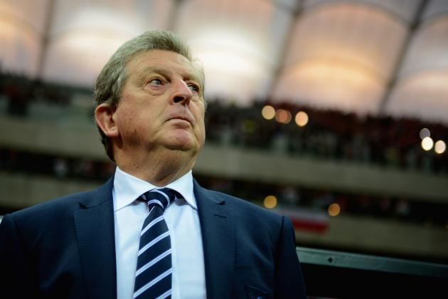 Why Roy Hodgson Is Destined to Fail as England Manager