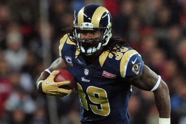 Steven Jackson Trade Rumors: The Latest Speculation and Buzz Around Rams RB