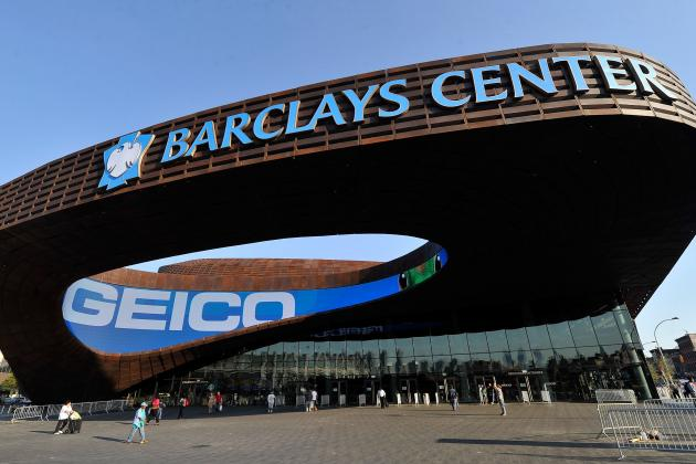 Why Barclays Will Never Touch Madison Square Garden's Home Court Advantage