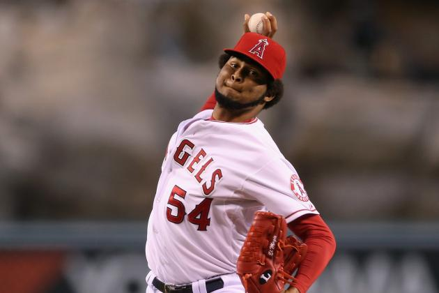 Report: Royals Acquire Ervin Santana from Angels
