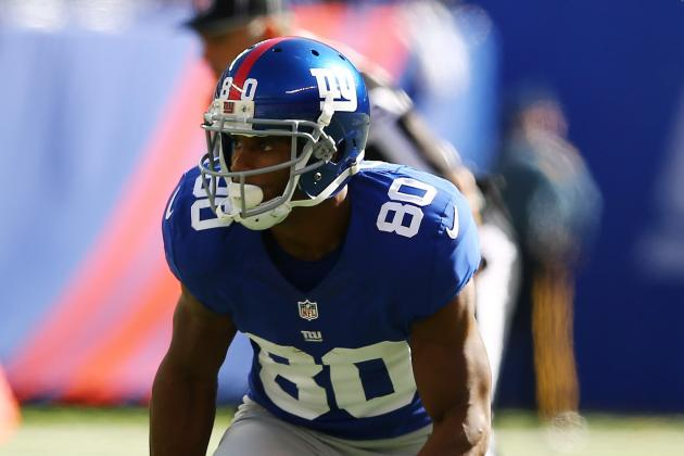 Victor Cruz: Latest Updates on Giants WR's Contract Situation