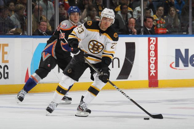 Boston Bruins: Chris Kelly Signs with HC Red Ice in Swiss Second Division