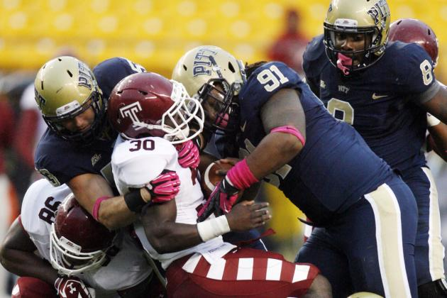 Pitt Linebacker Trebitz Will Make 1st Career Start