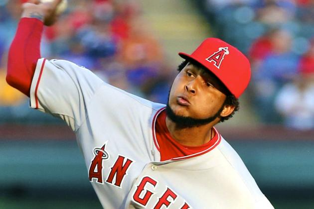 Los Angeles Angels Trade Ervin Santana to Kansas City Royals