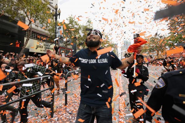 SF Giants Parade: Celebration Cements San Francisco as Fantastic Sports Town