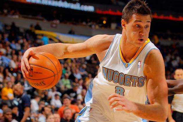 No Danilo Gallinari for Denver Nuggets vs. Philadelphia 76ers