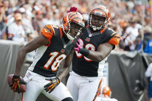 Cincinnati Bengals Progress Report: Where Do Things Stand Headed into Week 9?