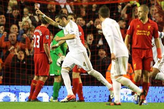 Match Report: Liverpool 1-3 Swansea