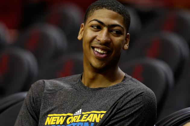 Anthony Davis' Unibrow Is Halloween Hotness for Rapper Ludacris