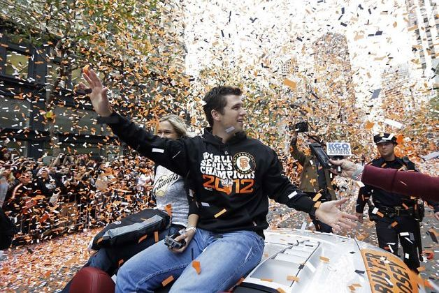 Giants Parade 2012 Video: Witness the Sights and Sounds of SF's Celebration