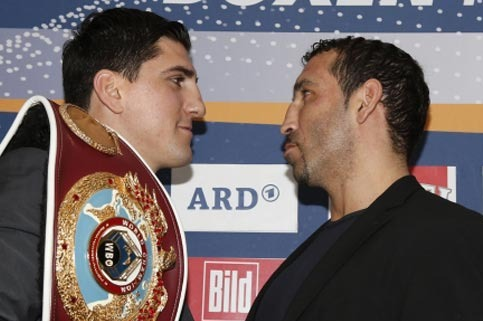 Marco Huck vs. Firat Arslan: Fight Time, Date, Preview, Predictions and More