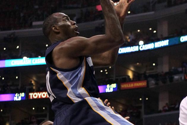 Grizzlies Exercise 2013/14 Option on Pondexter